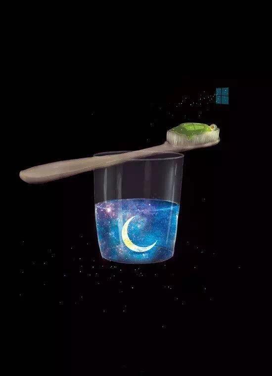 月亮刷牙杯.JPG