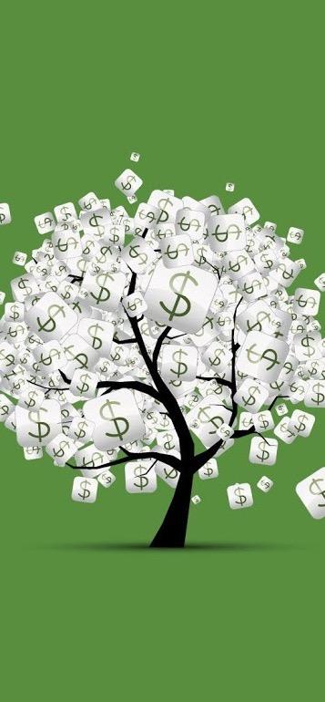 星盘看财富:什么星盘配置的人赚钱轻松